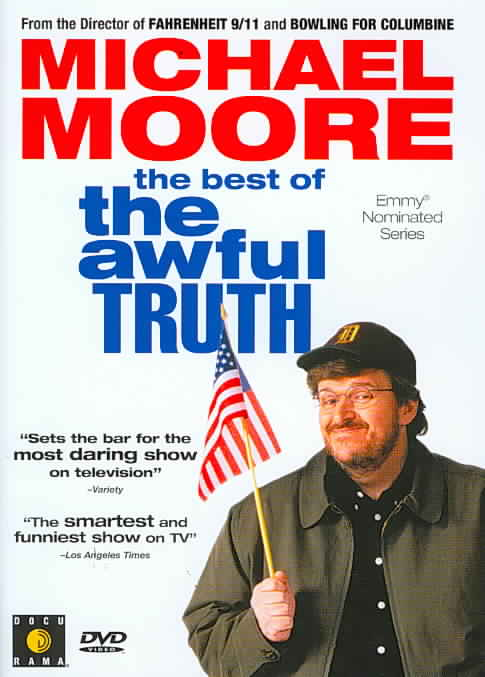 MICHAEL MOORE THE BEST OF THE AWFUL T BY MOORE,MICHAEL (DVD)