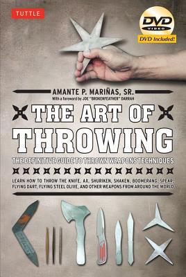 The Art of Throwing By Marinas, Amante P./ Darrah, Joe (FRW)